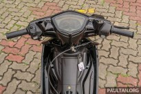 Yamaha LC135 V1 restore BM-10