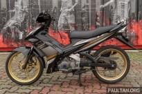 Yamaha LC135 V1 restore BM-6