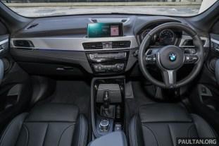 2020 F48 BMW X1 LCI sDrive20i M Sport Malaysia_Int-1
