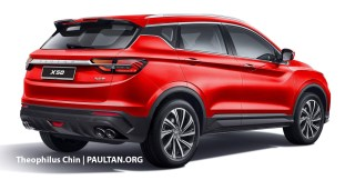 2020 Proton X50 Theo render-without black roof (2)