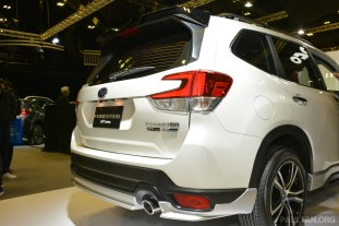 2020 Subaru Forester GT Edition-Singapore launch-2