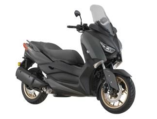2020 Yamaha X-Max 250 Matte Grey - 2