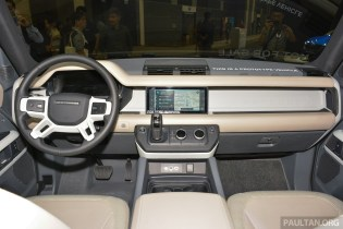 L851 Land Rover Defender Singapore preview-17