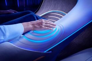 Inspiriert von der Zukunft: Das Mercedes-Benz VISION AVTRInspired by the future: The Mercedes-Benz VISION AVTR