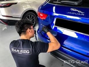 Team Kuzig - Jag F Pace