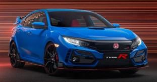 2020 Honda Civic Type R GT-Europe-1
