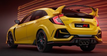 2020 Honda Civic Type R Limited Edition-Europe-2
