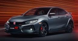 2020 Honda Civic Type R Sport Line-Europe-1