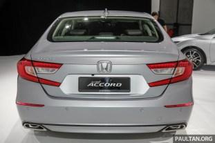 2020 Honda_All_New_Accord_15TC-P_Lunar Silver Metallic Malaysia 5