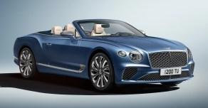 Bentley Continental GT Mulliner Convertible-1