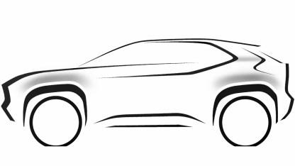 Toyota new B-segment SUV teaser-2