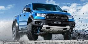 2020 Ford Ranger Raptor 3