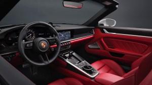 992 Porsche 911 Turbo S Cabriolet-interior-1