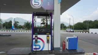 FIVE Petrol Station