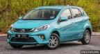 Perodua Myvi third-gen