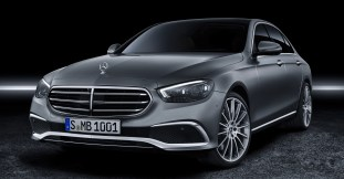 W213 Mercedes-Benz E-Class facelift-Exclusive Line-1