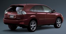 2005 Toyota Harrier Hybrid_1
