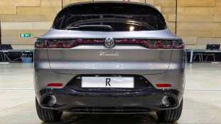 2020 Alfa Romeo Tonale leak 2