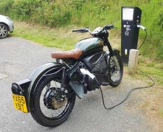 2020 Royal Enfield Bullet Electric Classic Cars Photon -1