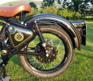 2020 Royal Enfield Bullet Electric Classic Cars Photon -4