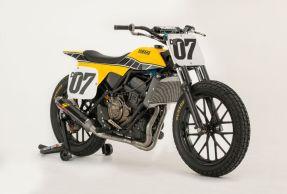 2020 Yamaha MT-07 DT Flat Tracker - 6