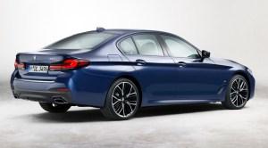2021 G30 BMW 5 Series LCI Facelift 02