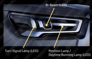 2021 Toyota Hilux facelift leak 1