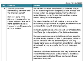 BNM HP FAQ April 21