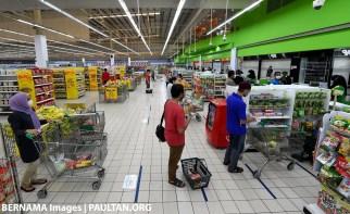 Bernama-covid-pasaraya-supermarket-BM