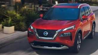 New Nissan X-Trail Leaked 3