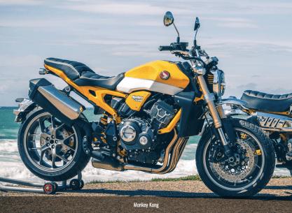 2020 Honda CB1000R Neo Sports Cafe Custom - 2