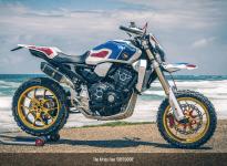 2020 Honda CB1000R Neo Sports Cafe Custom - 8