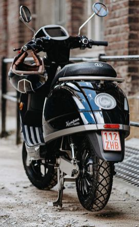 2020 Kumpan 54 electric scooter - 3