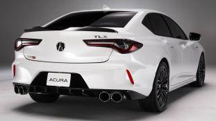 2021 Acura TLX Type S 3