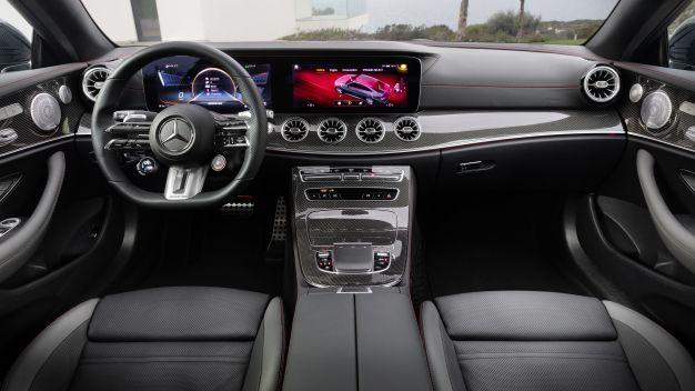 Mercedes-AMG E-Klasse Coupé (C 238), 2020