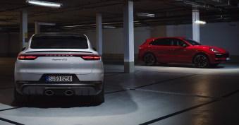 2020 Porsche Cayenne GTS Cayenne GTS Coupe-4