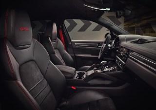 2020 Porsche Cayenne GTS Cayenne GTS Coupe-7