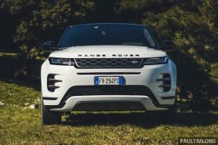 2020 Range Rover Evoque review 10