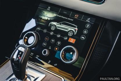 2020 Range Rover Evoque review 68