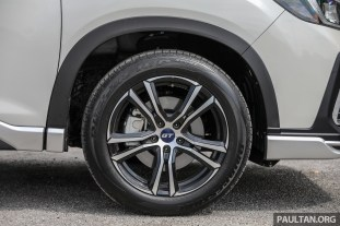 2020 Subaru Forester 2.0L GT Edition Malaysia_Ext-26