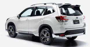 2020 Subaru Forester GT Edition Malaysia launch-2
