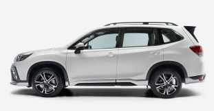 2020 Subaru Forester GT Edition Malaysia launch-4