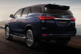 2020 Toyota Fortuner facelift Thailand 7