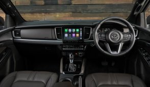 New Mazda BT-50 7