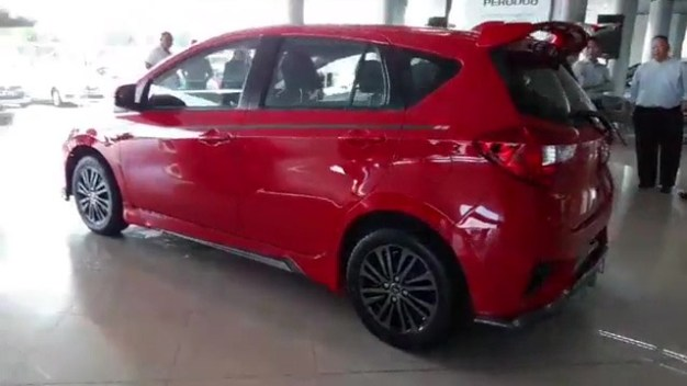 2020 Perodua Myvi 1.3G S-Edition Brunei launch-15 BM