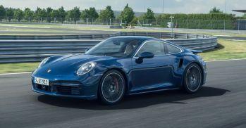 992 Porsche 911 Turbo-9