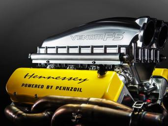 Hennessey Venom F5 production version-teaser-3
