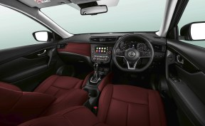 Nissan X-Trail Tuned By Impul interior 1