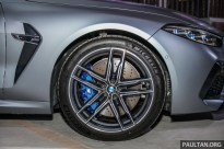 2020 F92 BMW M8 Coupe Malaysia Launch Ext16