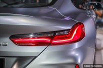 2020 F92 BMW M8 Coupe Malaysia Launch Ext19